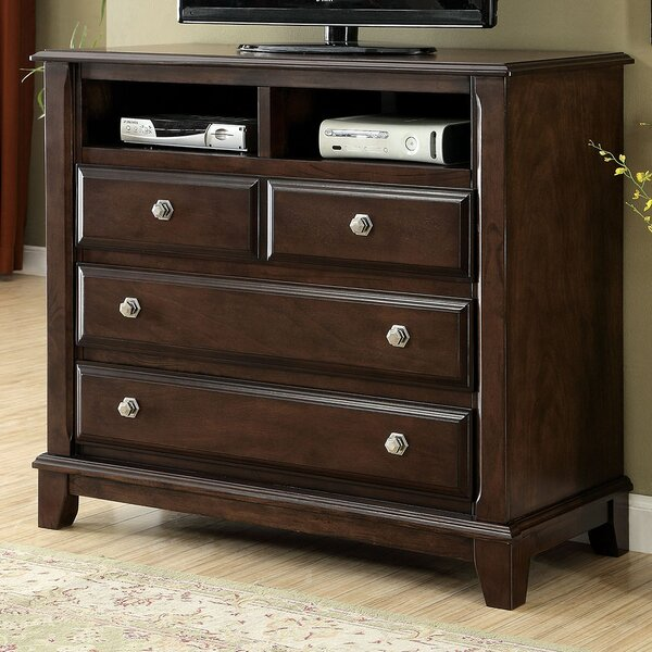 Review Luanne 4 Drawer Chest