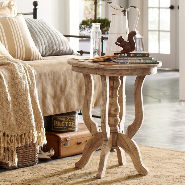 Merrick Pedestal Table by Birch Lane™