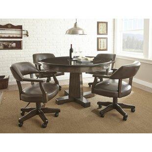 52  Malcolm Dining-Game Poker Table Set  sc 1 st  Wayfair & Poker Chairs | Wayfair
