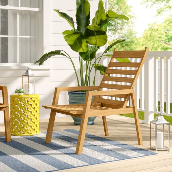 Mandeville Reclining Armchair by Beachcrest Home
