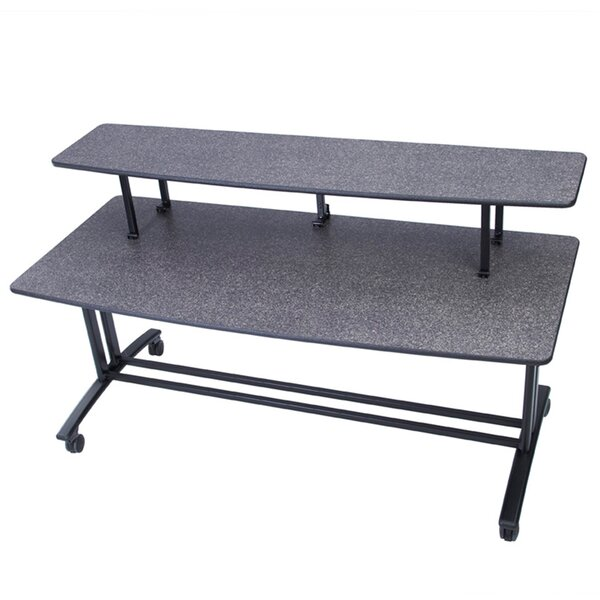 Deluxe 72 x 32 Rectangular Cafeteria Table by SICO
