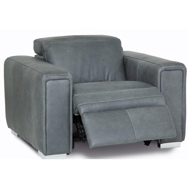 Lorenzo Power Recliner with Adjustable Headrest by Palliser Furniture Palliser Furniture