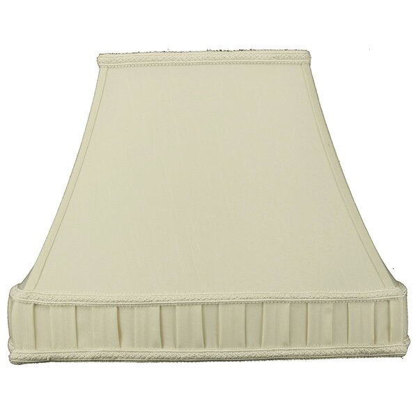 Classics Brass Premium 14 Shantung Bell Lamp Shade by Home Concept Inc