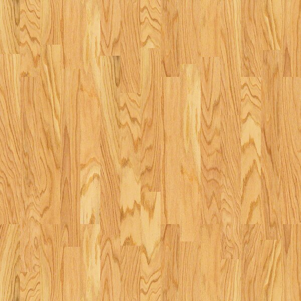 3-1/4 Engineered Oak Hardwood Flooring in Natural by Wildon Home ®