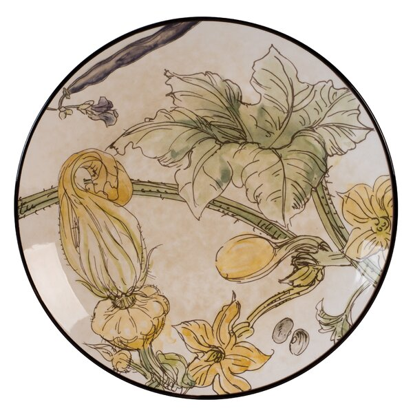 Fattoria Decorative Plate (Set of 4) by Fitz and F