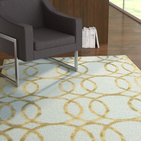 Bukovina Hand-Tufted Ivory/Cream Area Rug by Latitude Run