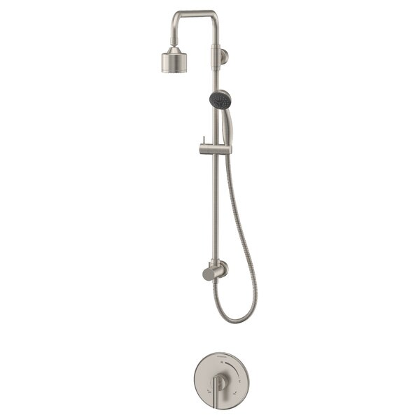 Dia Diverter Shower Faucet Lever Handles by Symmons