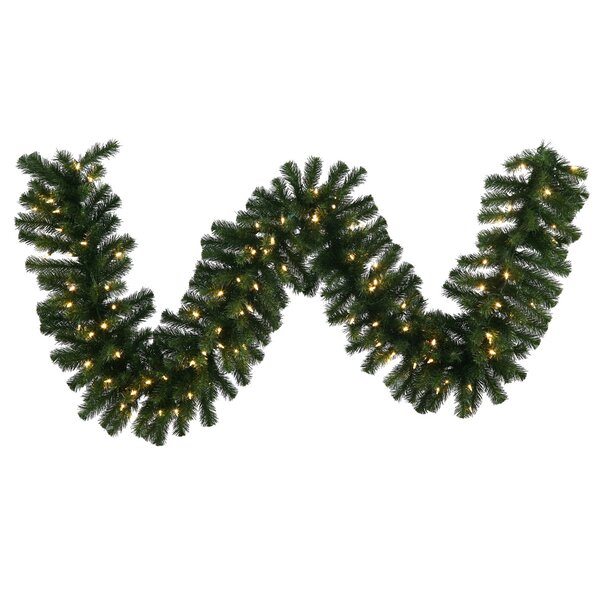 Douglas Fir Pine Garland by The Holiday Aisle