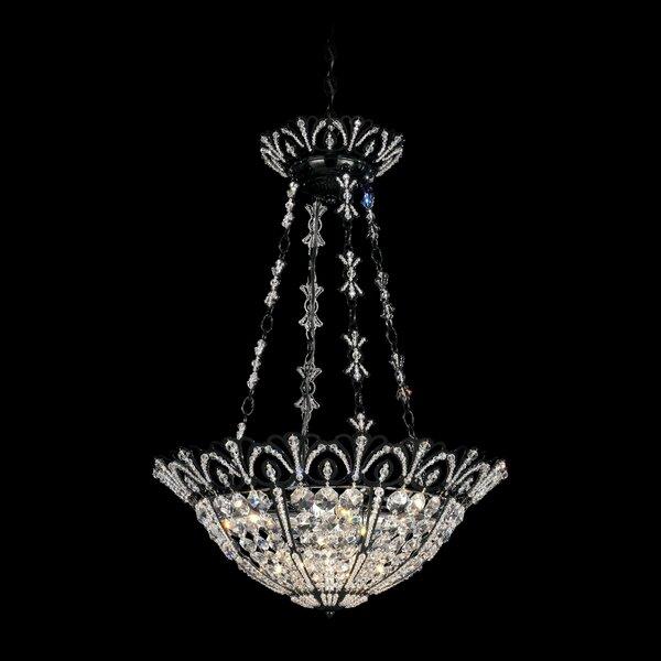 Tiara 4-Light Crystal Pendant by Schonbek