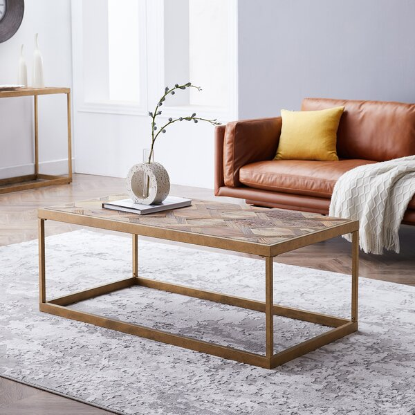 Bosphorus Coffee Table by Bungalow Rose Bungalow Rose