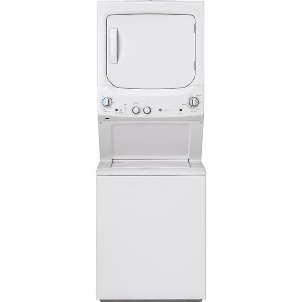 3.8 cu. ft. Washer and 5.9 cu. ft. Gas Dryer Laundry Center by GE Appliances