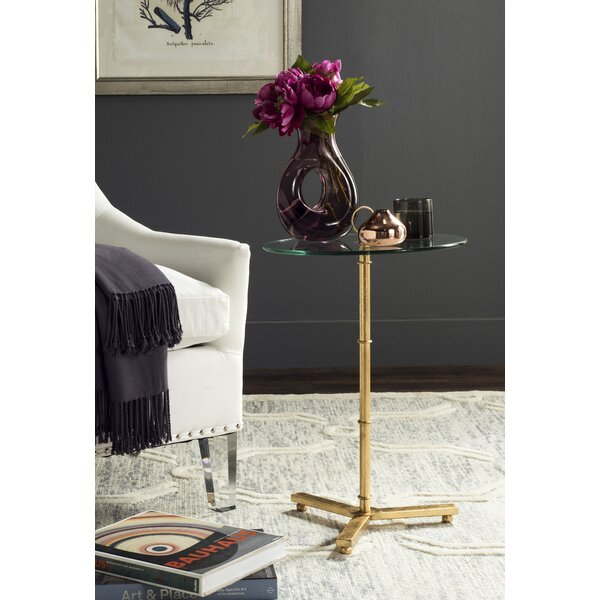 Ramona End Table by Willa Arlo Interiors