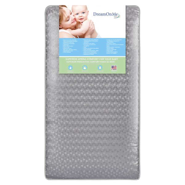 Superior Slumber 6 Crib and Toddler Bed Mattress b