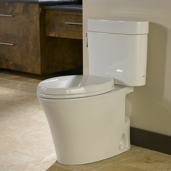 Nexus 1.28 GPF Elongated Two-Piece Toilet by Toto