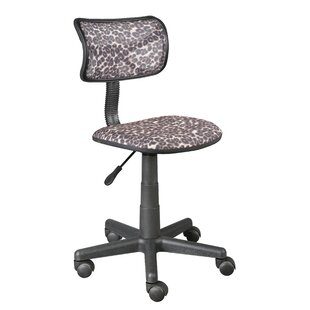 Fabulous Leopard Print Desk Chair | Wayfair UJ65