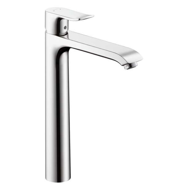 Metris E Single Hole Standard Bathroom Faucet by Hansgrohe