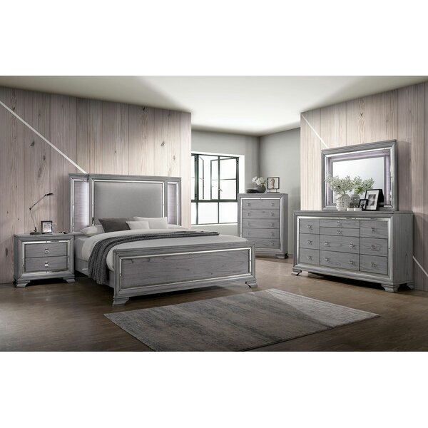 Ulloa Standard Configurable Bedroom Set By Rosdorf Park by Rosdorf Park Spacial Price