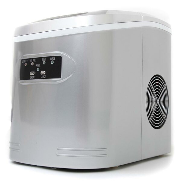 27 lb. Daily Production Portable Ice Maker by Whynter