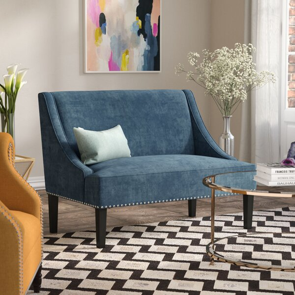 Jolinda Settee by House of Hampton
