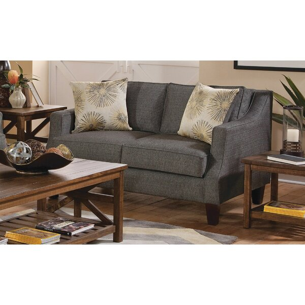 Janesville Loveseat by Darby Home Co