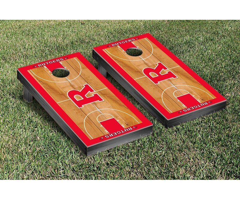 Temple University Owls 8 Bags Included, Corn-Filled Victory Tailgate NCAA Collegiate Regulation Cornhole Game Bag Set