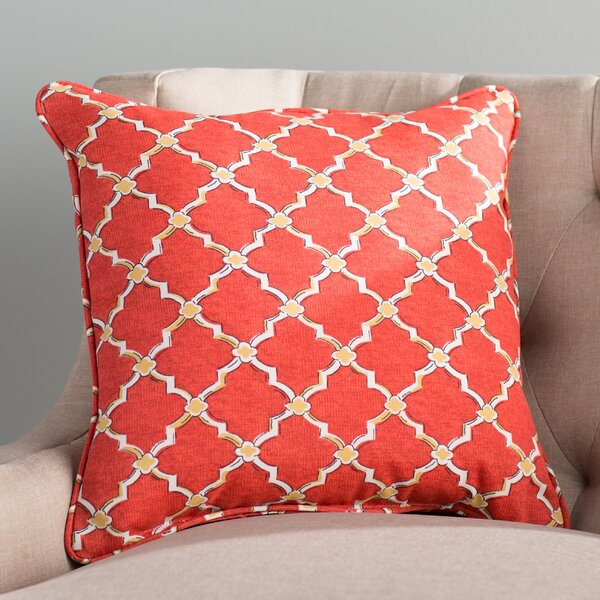 Maynes Outdoor Throw Pillow (Set of 2) by Darby Home Co