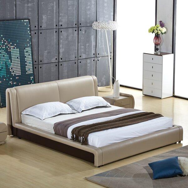 Bernadine Upholstered Platform Bed by Orren Ellis Orren Ellis