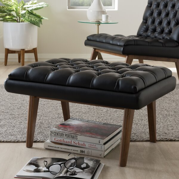 Criswell Ottoman by George Oliver
