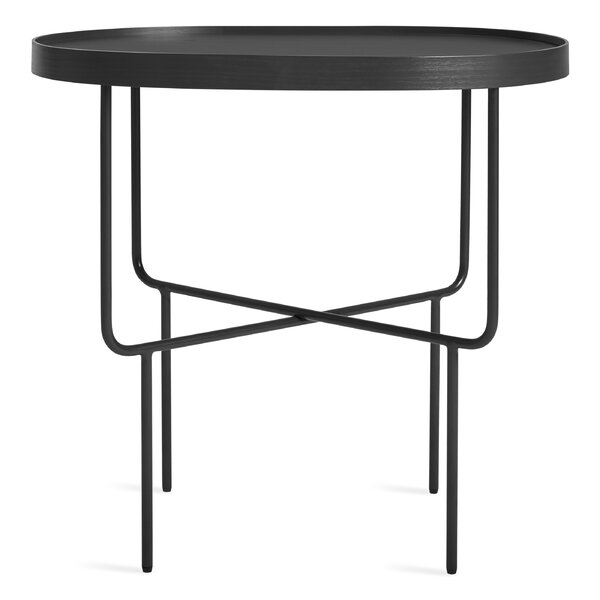 Roundhouse Tall Side Table by Blu Dot Blu Dot