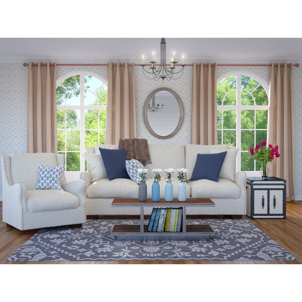 Wythe Configurable Living Room Set by Canora Grey