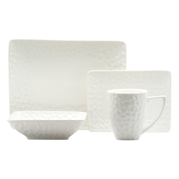 Marble 4 Piece Place Setting by Red Vanilla