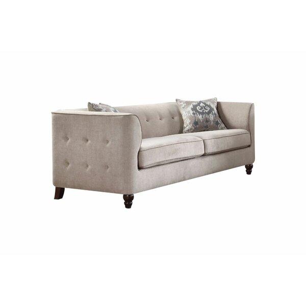Osblek Chesterfield Sofa By Red Barrel Studio