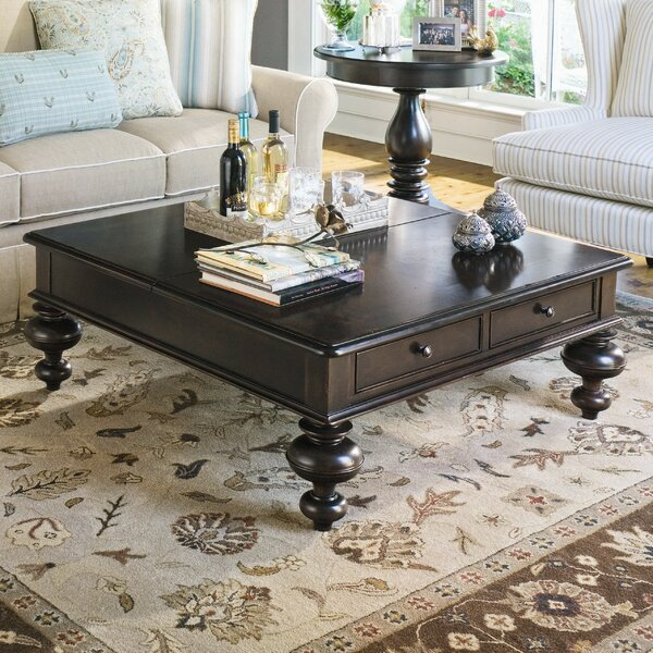 Blosser Coffee Table with Storage by Darby Home Co Darby Home Co