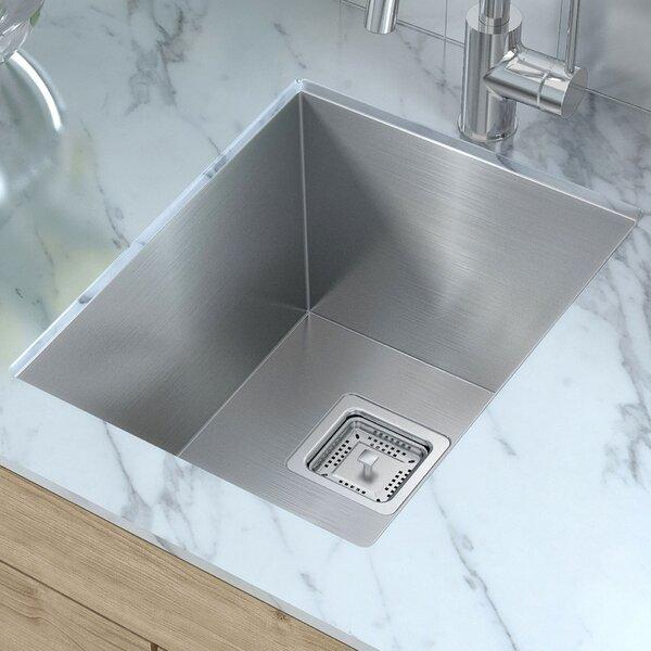 Pax™ 14.5 x 18.5 Undermount Kitchen Sink by Kraus