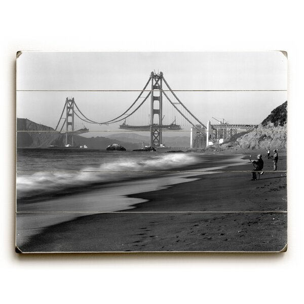 San Francisco, CA 1936, Baker Beach Photographic Print by Artehouse LLC