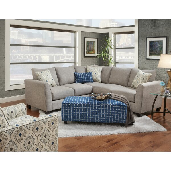 Discount Georgene Sectional