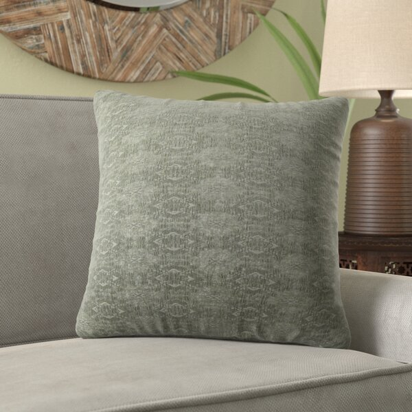 Glaspie Modern Jacquard Throw Pillow by Bungalow Rose