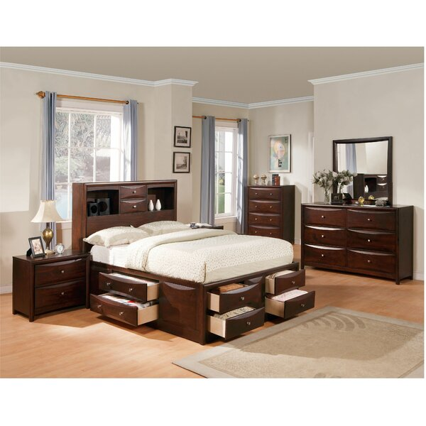 Remy Panel Configurable Bedroom Set by Red Barrel Studio