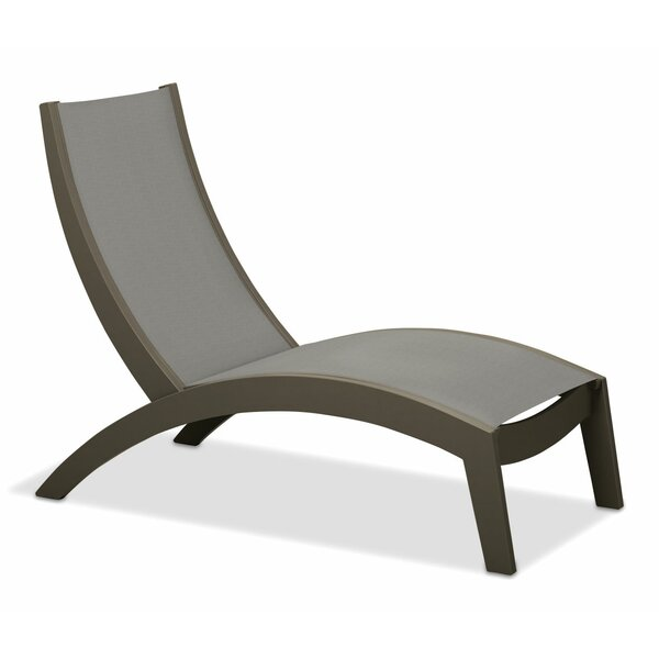Dune Chaise Lounge by Telescope Casual Telescope Casual