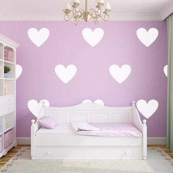 Hearts Wall Decal by Urban Walls