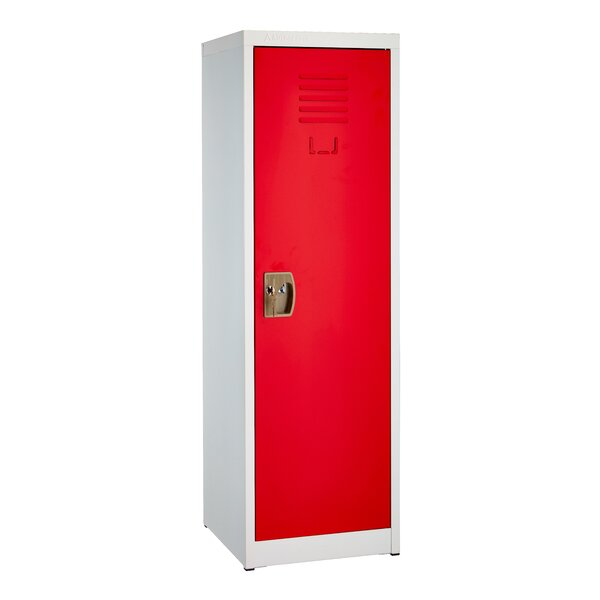 3 Tiers 1 Wide Home Locker by AdirOffice
