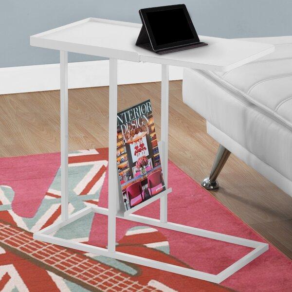 Ephesus End Table By Ebern Designs