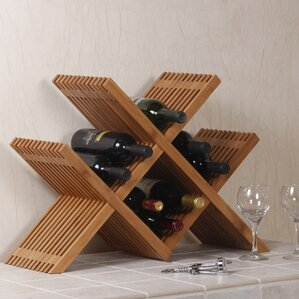Chesterville 16 Bottle Tabletop Wine Rack by Andover Mills