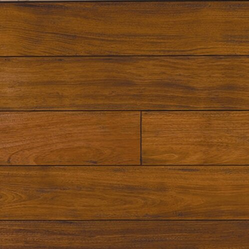 5-1/2 Solid Brazilian Cherry Hardwood Flooring in Chianti by IndusParquet