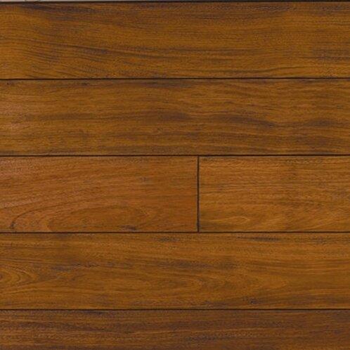 5-1/2 Solid Brazilian Cherry Hardwood Flooring in Chianti by IndusParquet