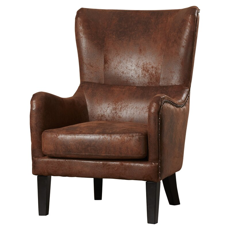 High Quality Gordon High Back Wingback Chair