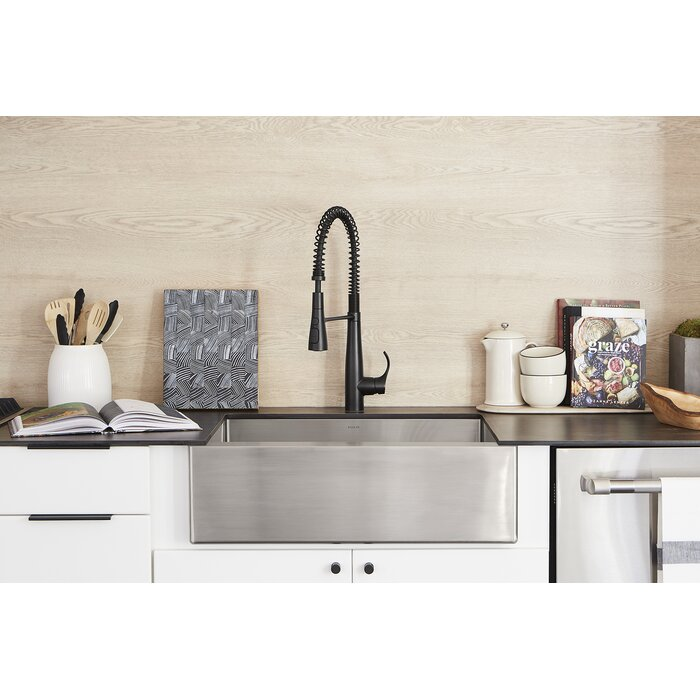 Simplice Semiprofessional Kitchen Sink Faucet