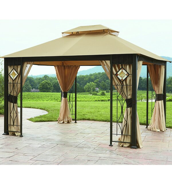 Replacement Canopy for Art Glass Gazebo by Sunjoy