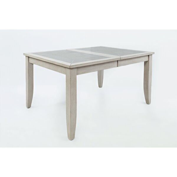 Leigh Extendable Dining Table by Red Barrel Studio