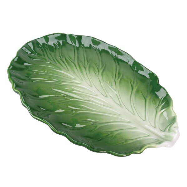 Iceberg Lettuce Plate by YTC Summit International